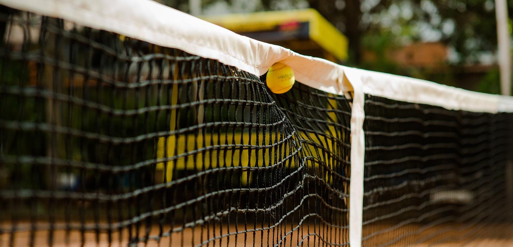 Terrain de tennis au Carlton Madagascar