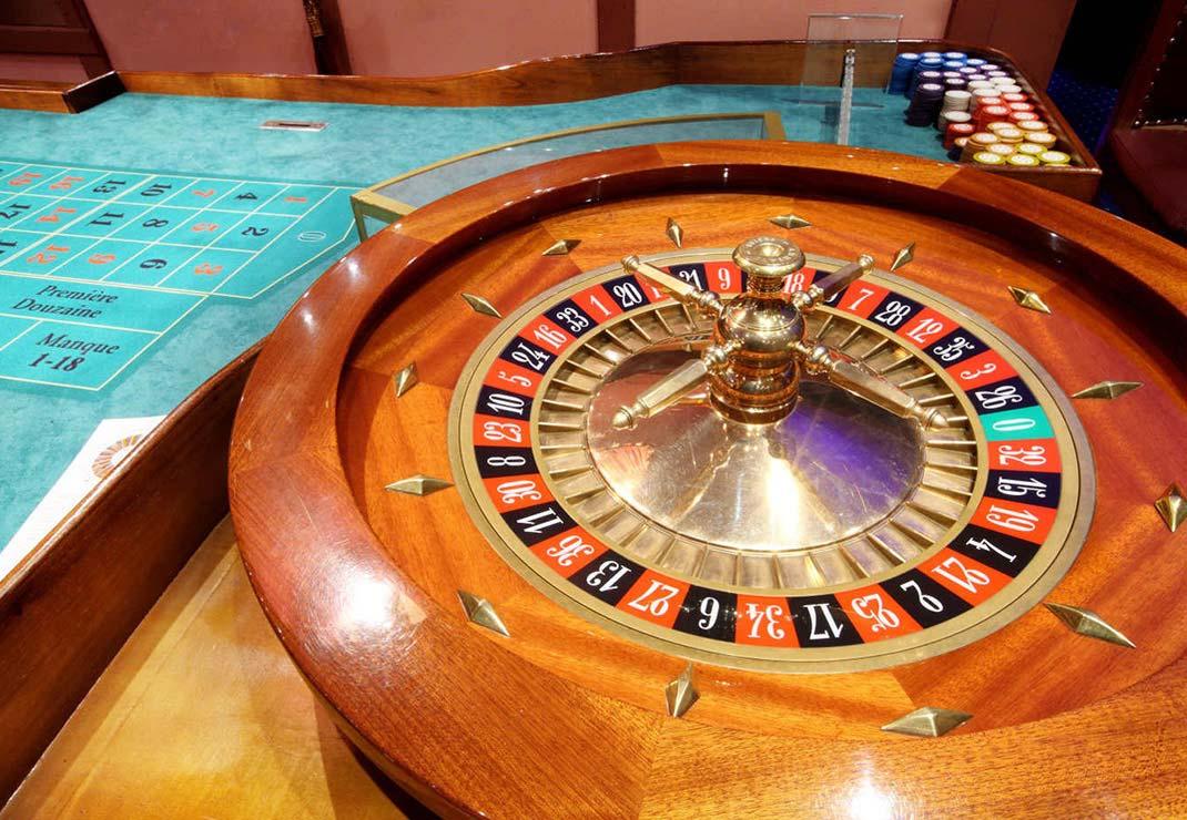 Jeux divers et paris au casino Carton Madagascar