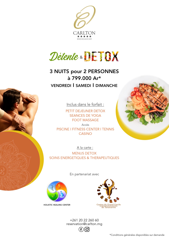 Hôtel Carlton - Détente & Detox